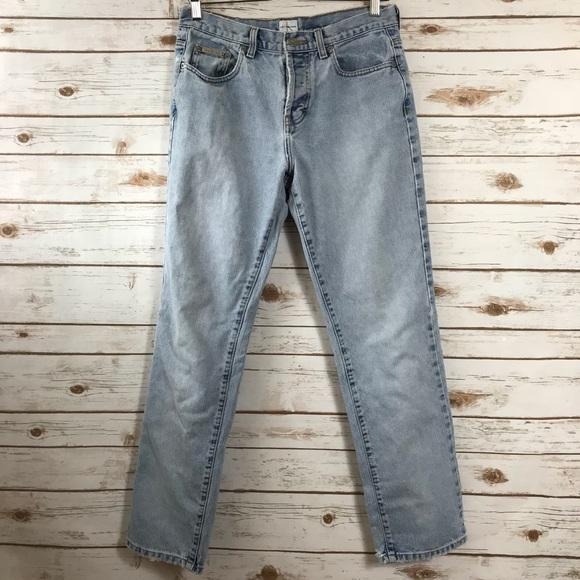 Calvin Klein Denim - Vintage CK Calvin Klein Jeans (Bin: JE179)